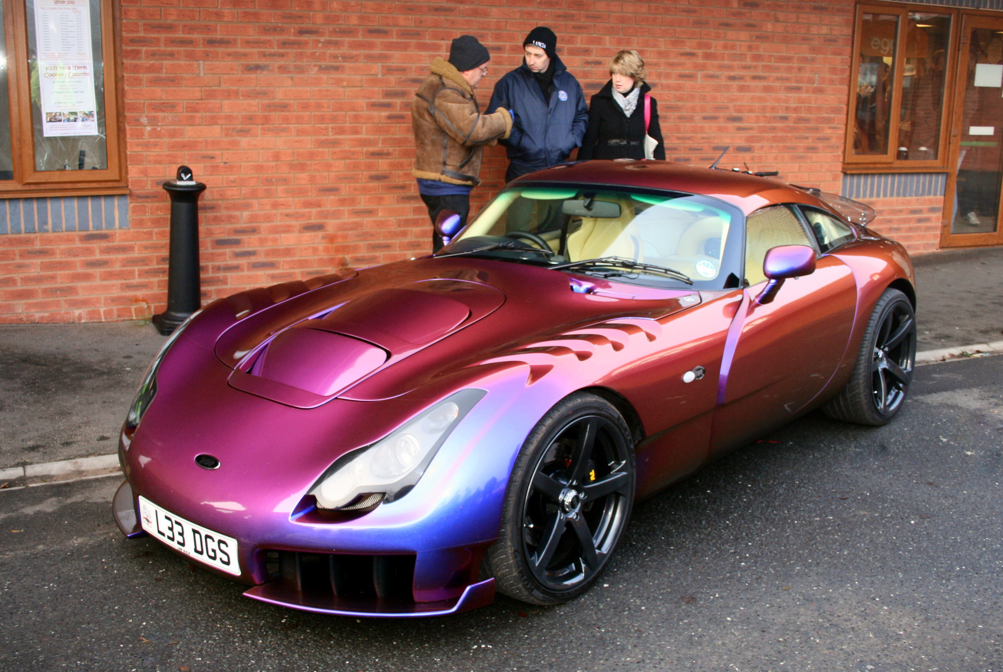 Pictures of tvr