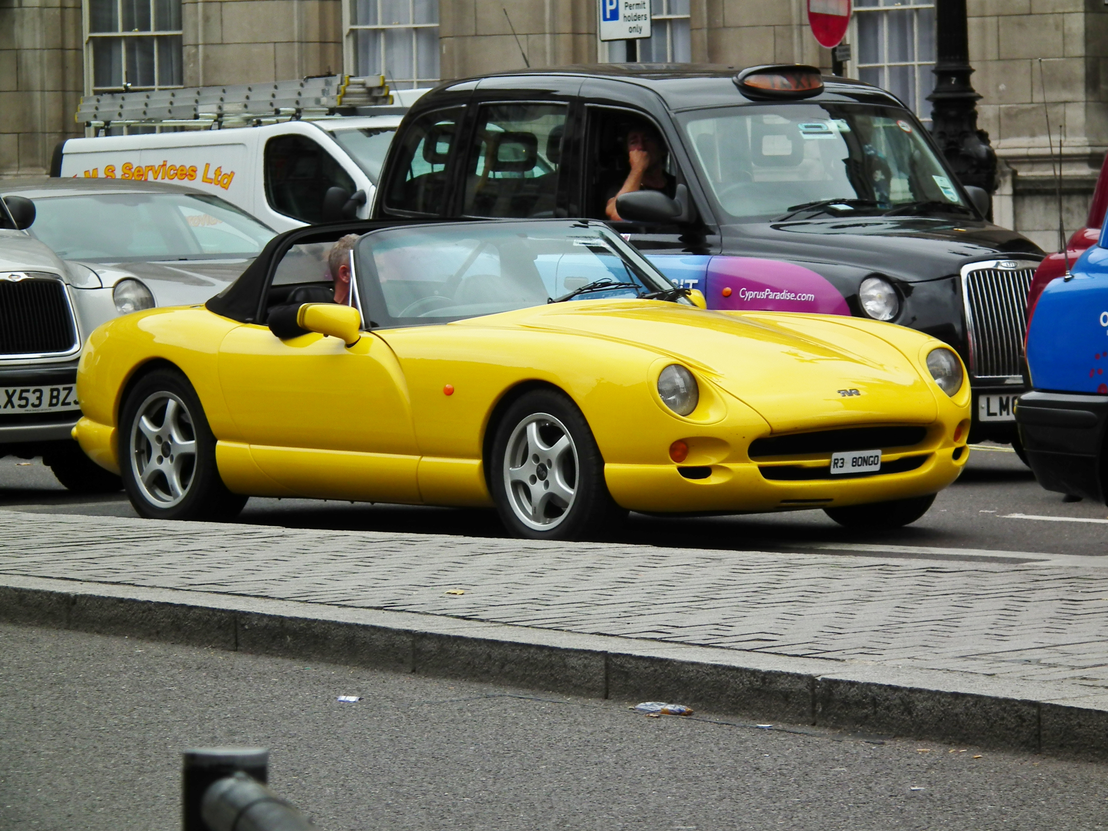Pictures of tvr chimaera 1998