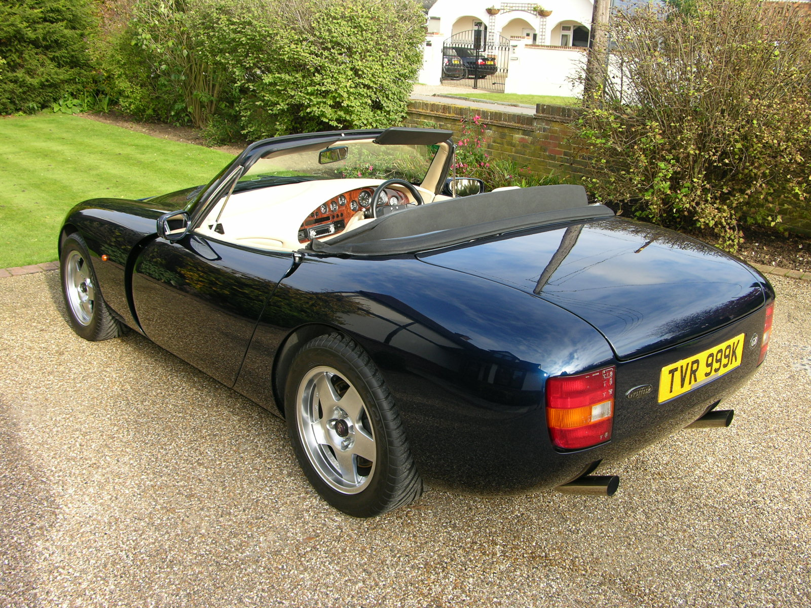 Pictures of tvr griffith