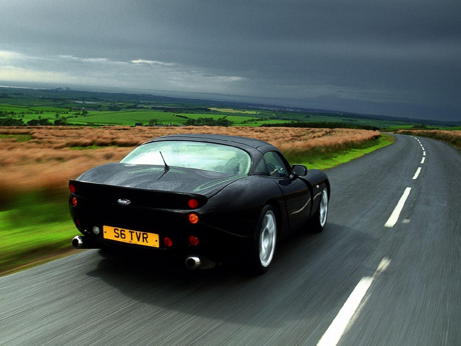 Pictures of tvr tuscan