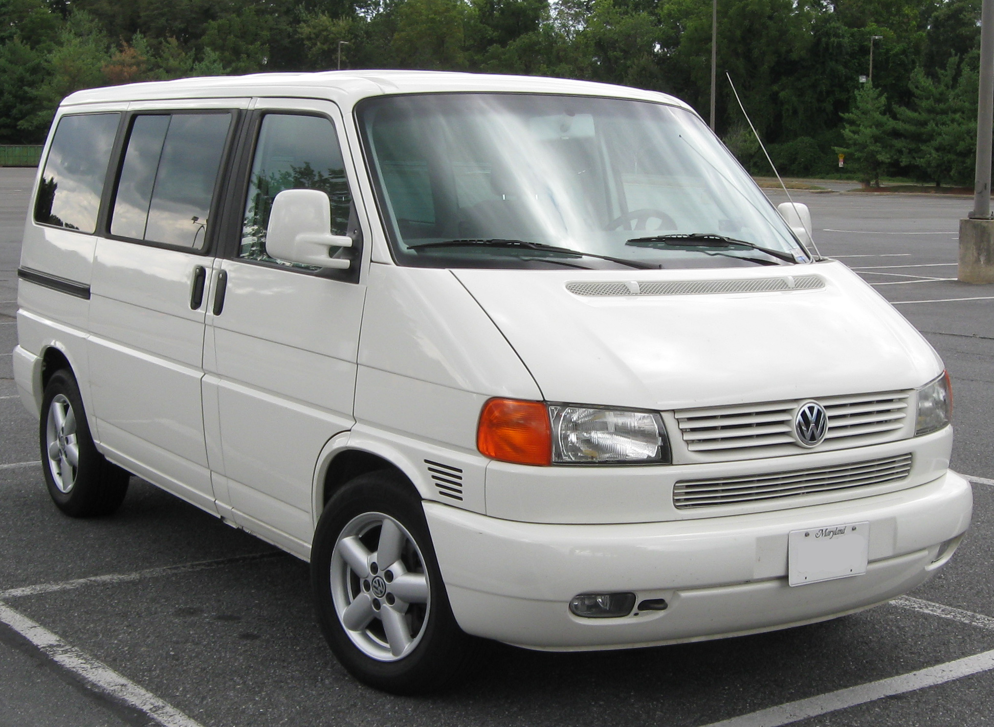 2002 volkswagen caravelle i t4 pictures information. Black Bedroom Furniture Sets. Home Design Ideas