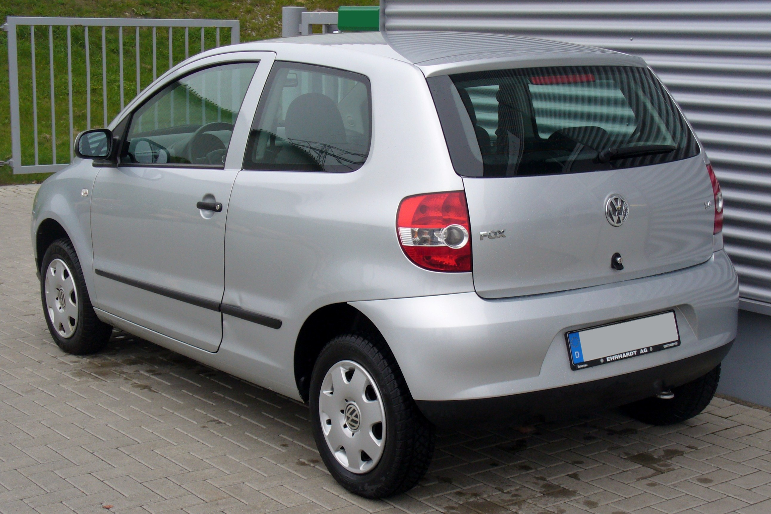 2010 volkswagen fox pictures information and specs for Fox honda used cars