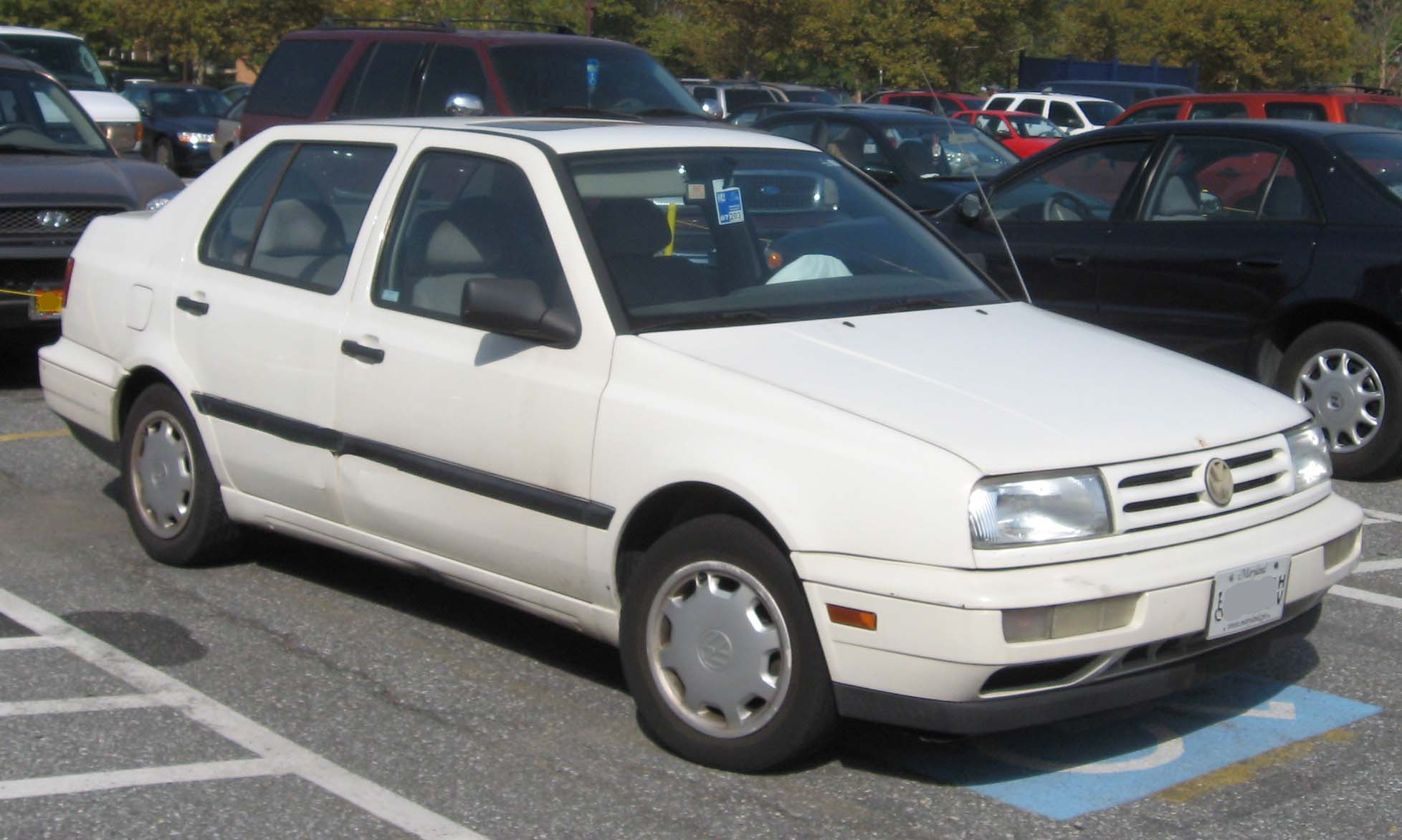 Pictures of volkswagen jetta iii 1992 #8