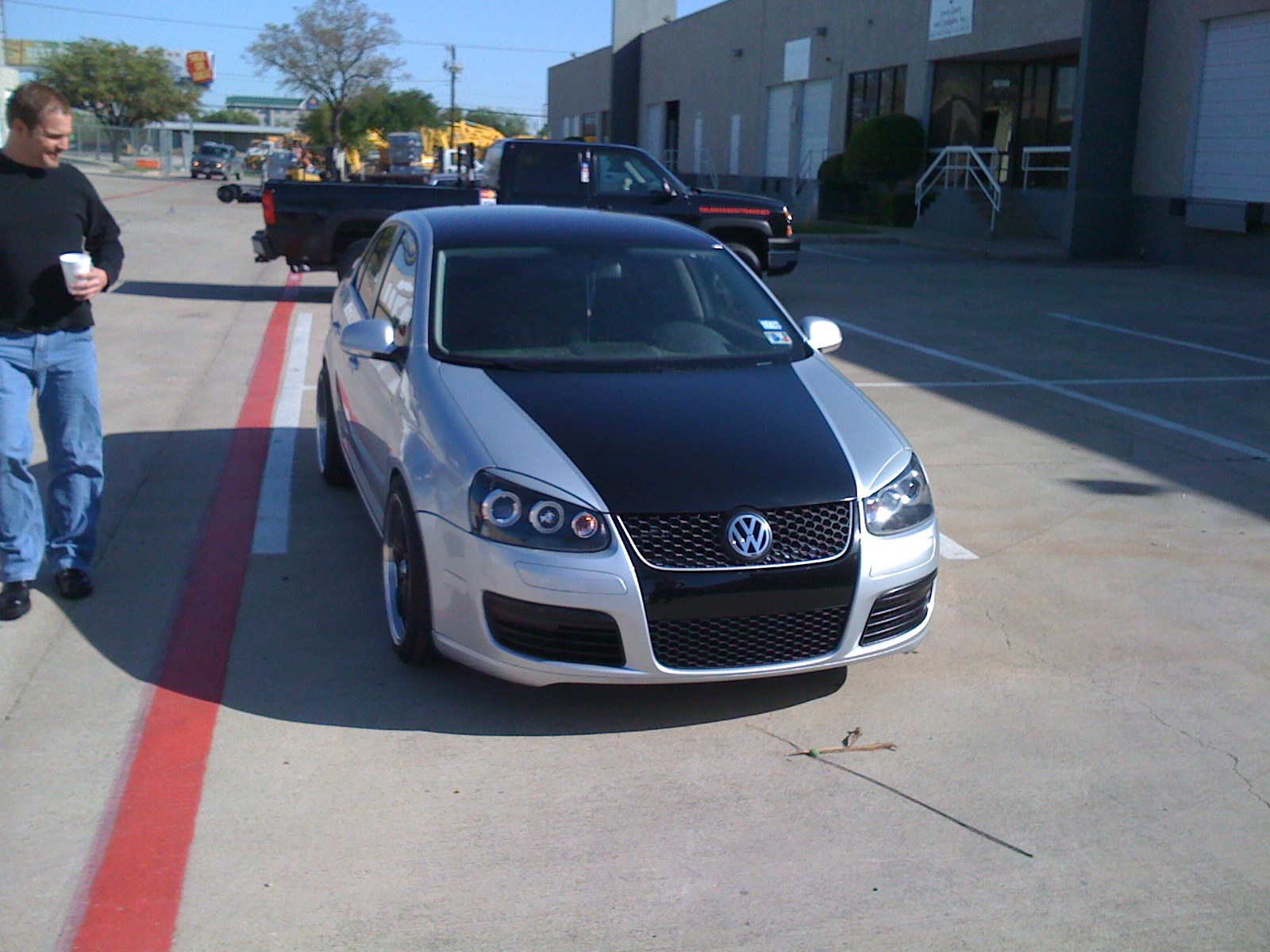 Pictures of volkswagen jetta v 2007