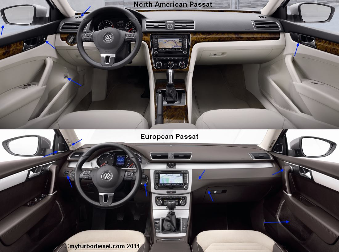 Pictures of volkswagen passat (b7) 2013 #9
