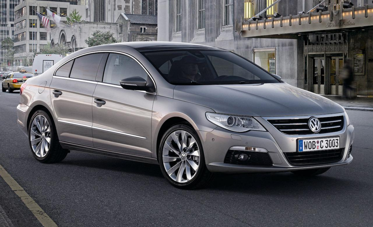 Pictures of volkswagen passat cc 2009 #8