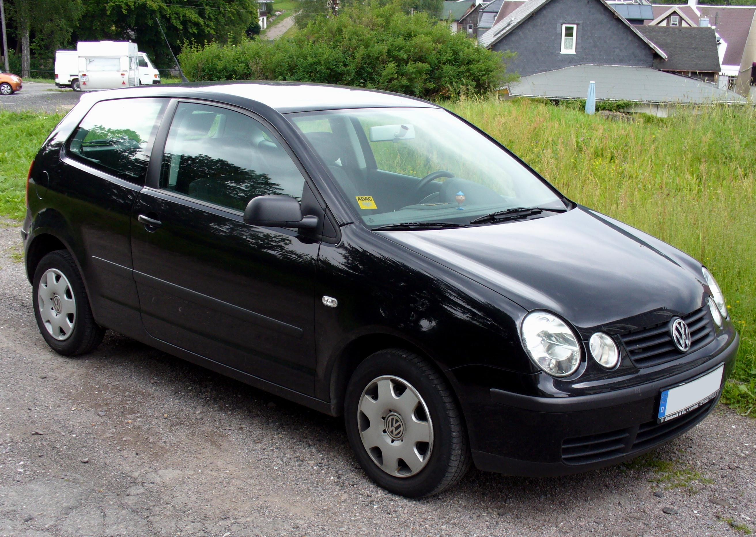 2003 Volkswagen Polo 9n3 Pictures Information And