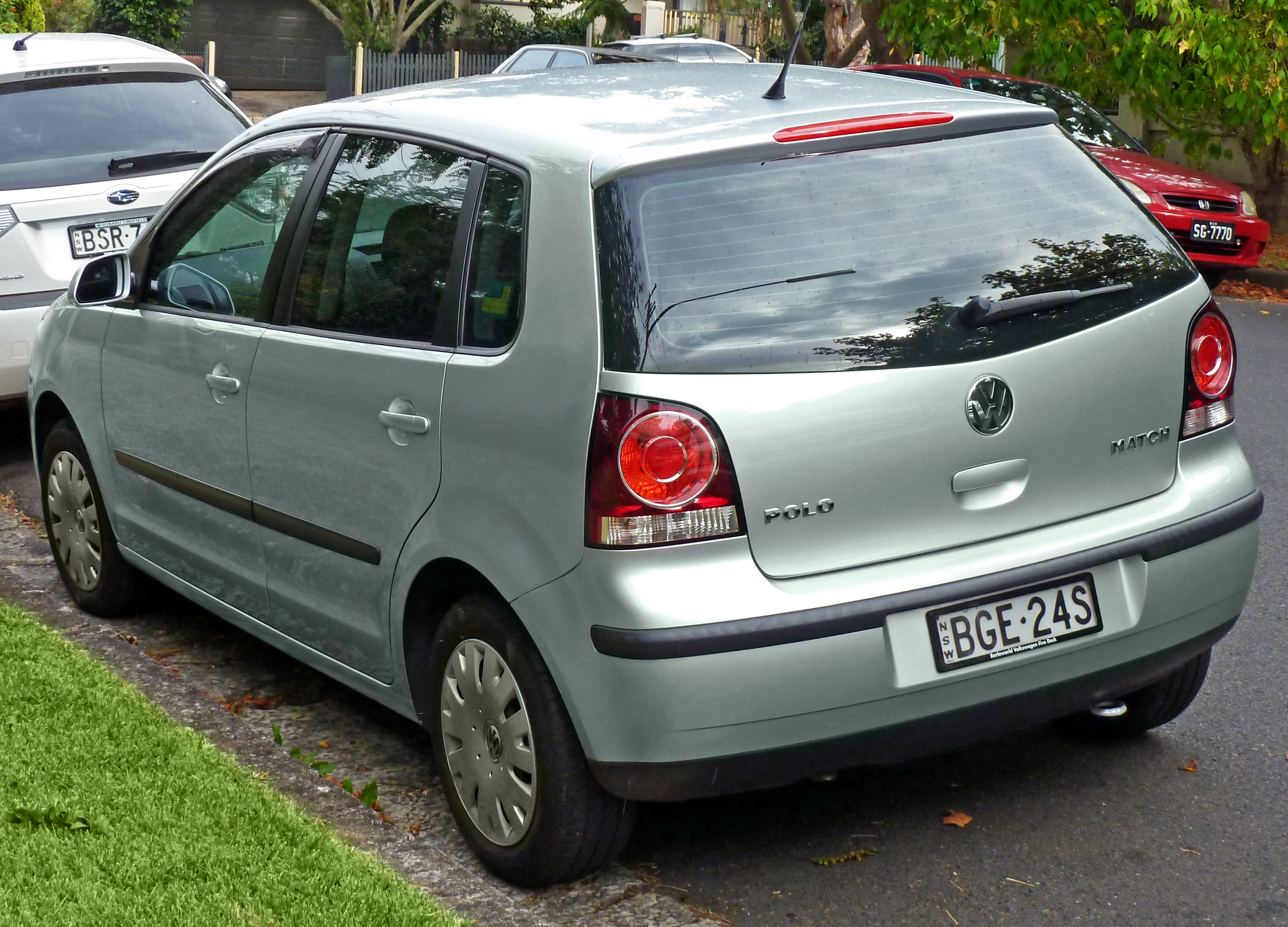 Pictures of volkswagen polo fun 2008