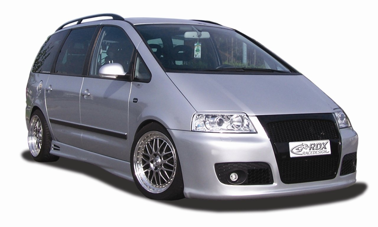 Pictures of volkswagen sharan (7m) 2007 #7