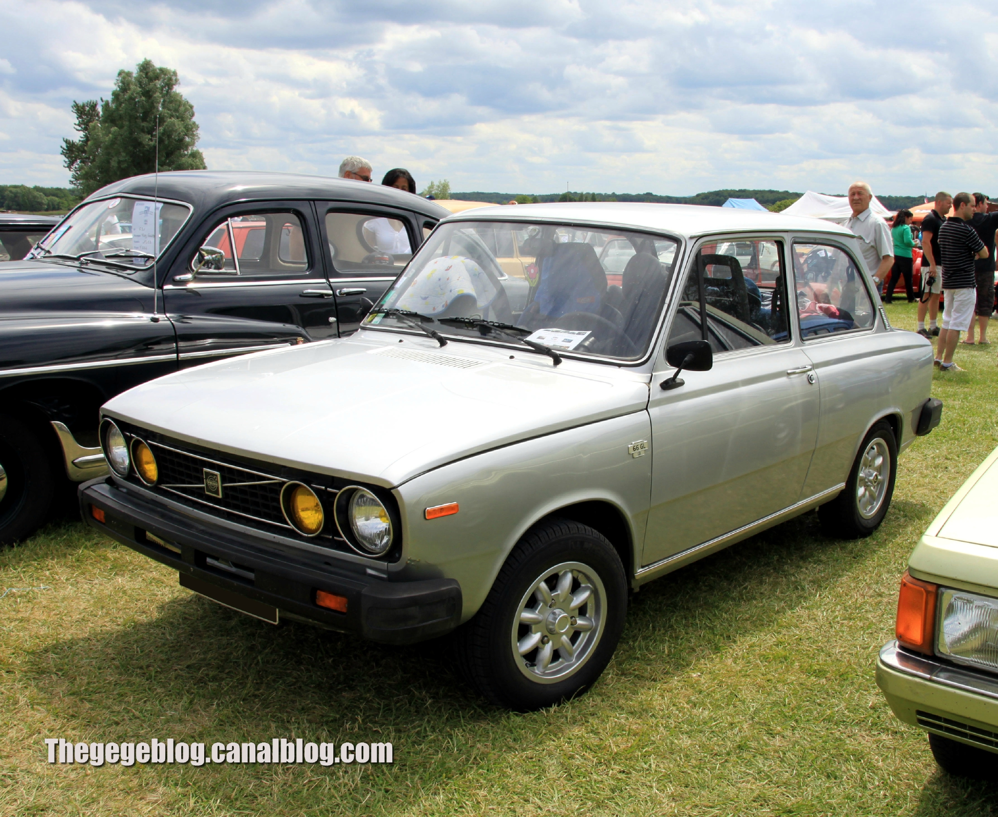 Pictures of volvo 66