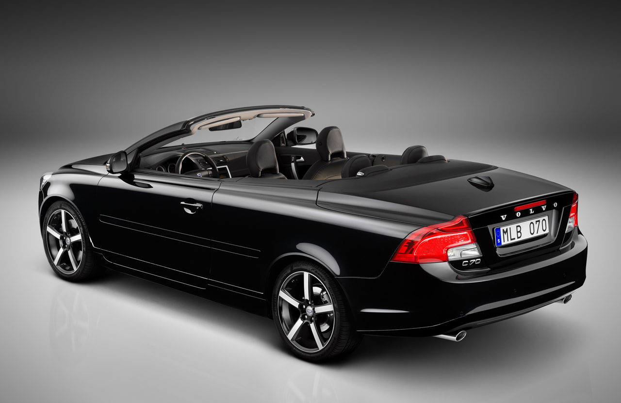 Pictures of volvo c70