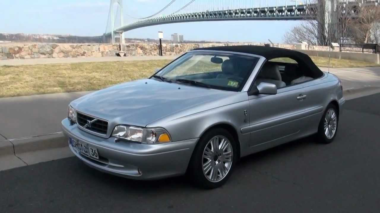 Pictures Of Volvo C70 Convertible 2000 14