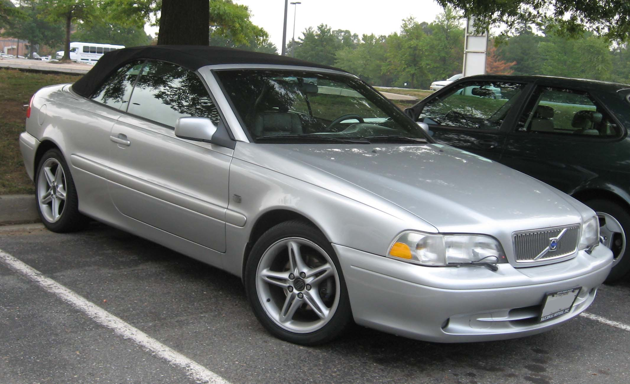 2002 volvo c70 convertible pictures information and specs auto. Black Bedroom Furniture Sets. Home Design Ideas