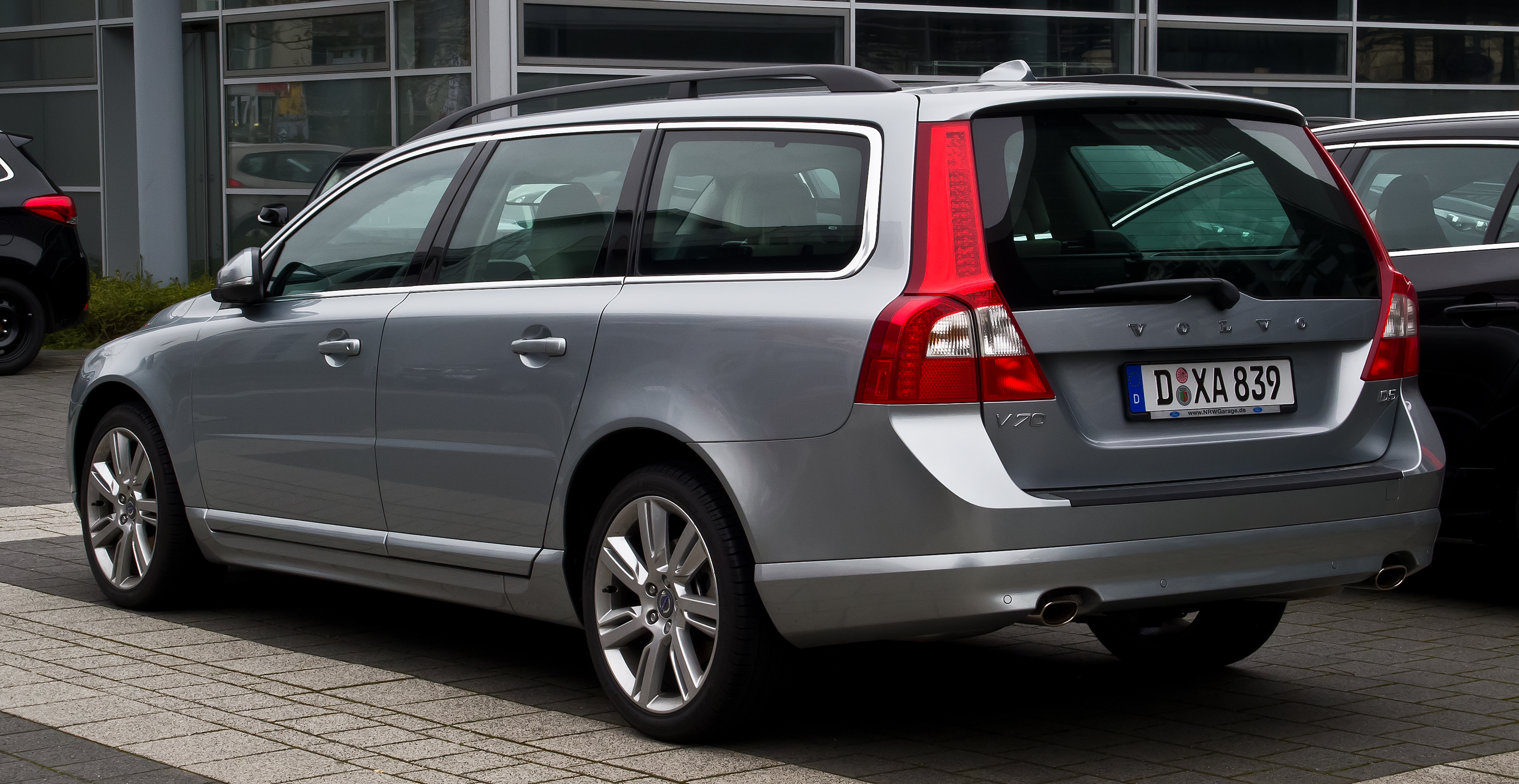 Pictures of volvo v70 iii 2014 2