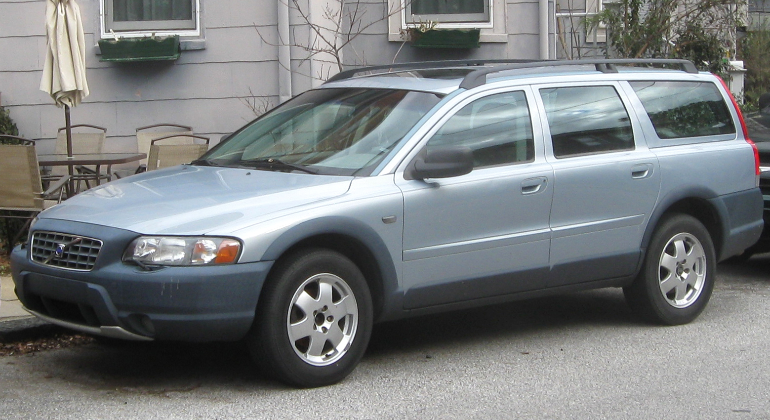 Pictures of volvo xc70 ii 2006