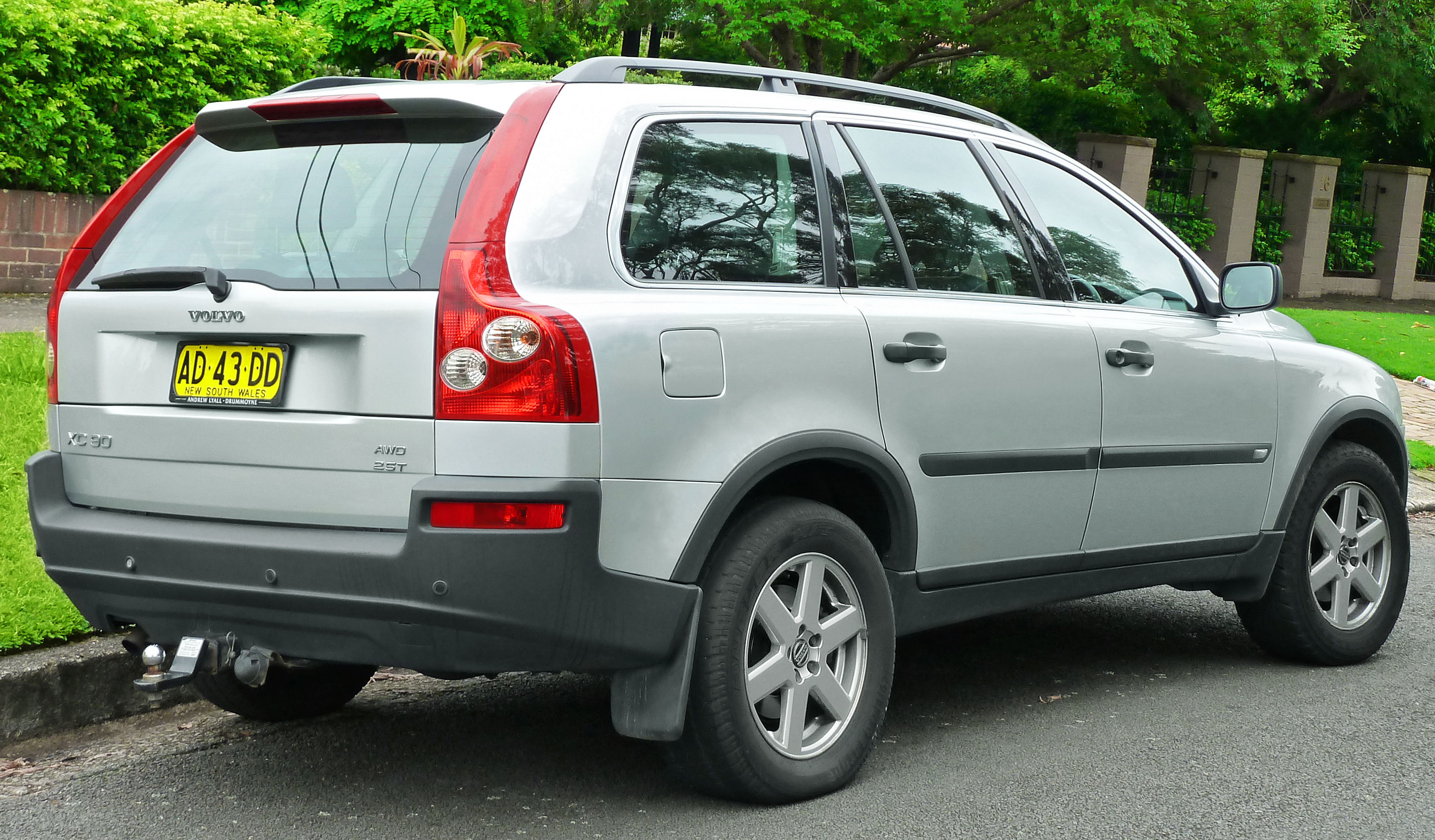 Pictures of volvo xc90 2003 #6