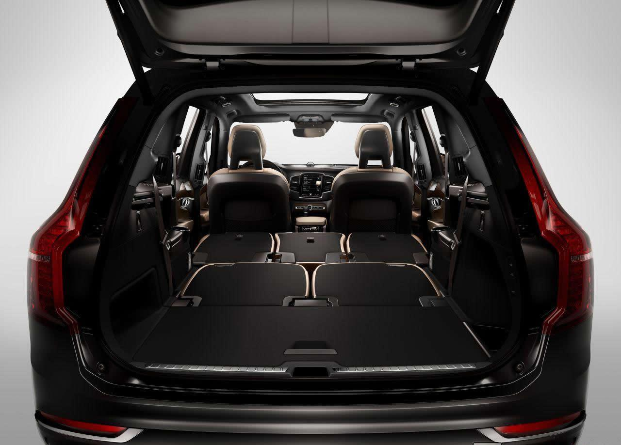 Pictures of volvo xc90 #15