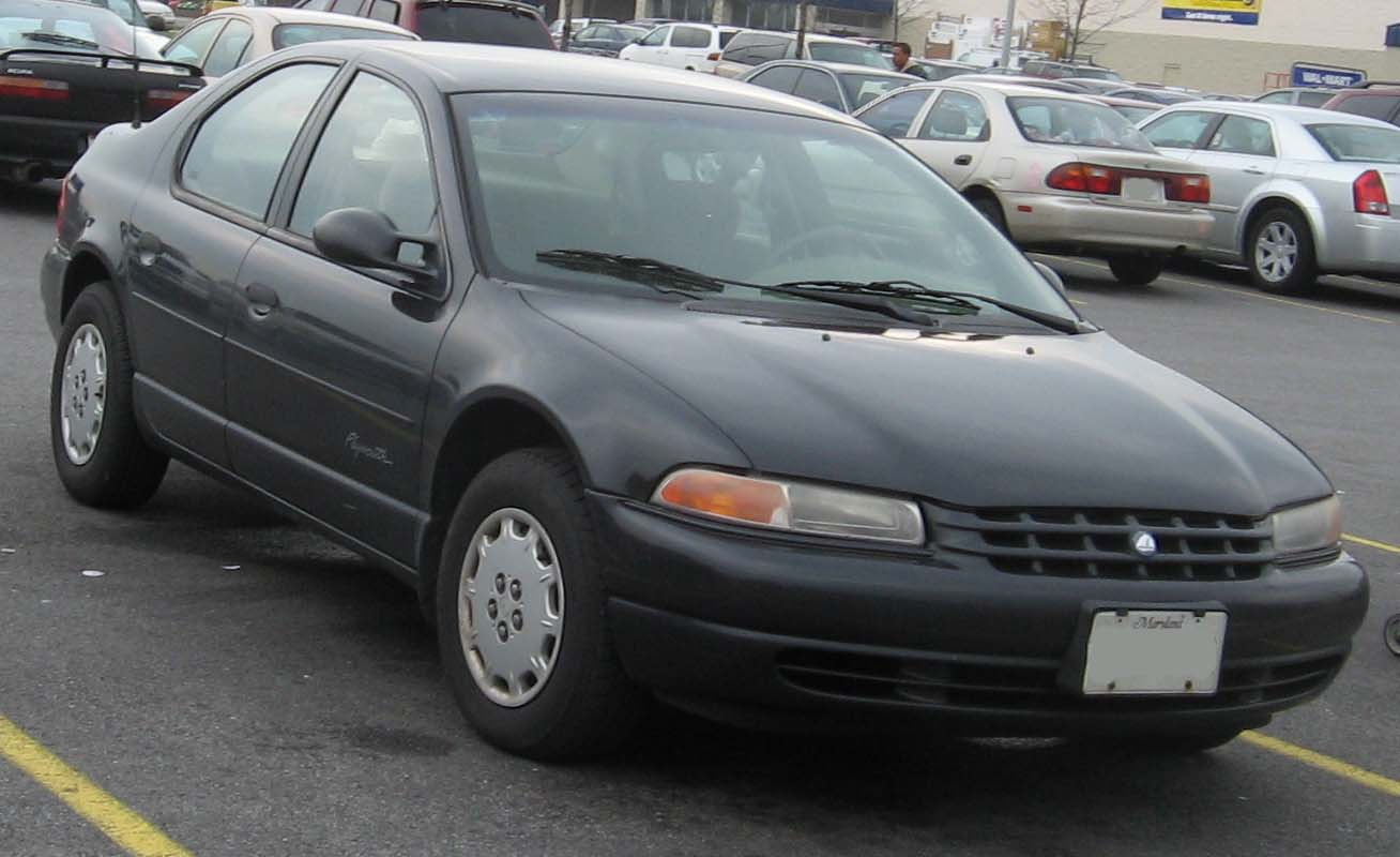 1996 Plymouth Breeze Pictures Information And Specs