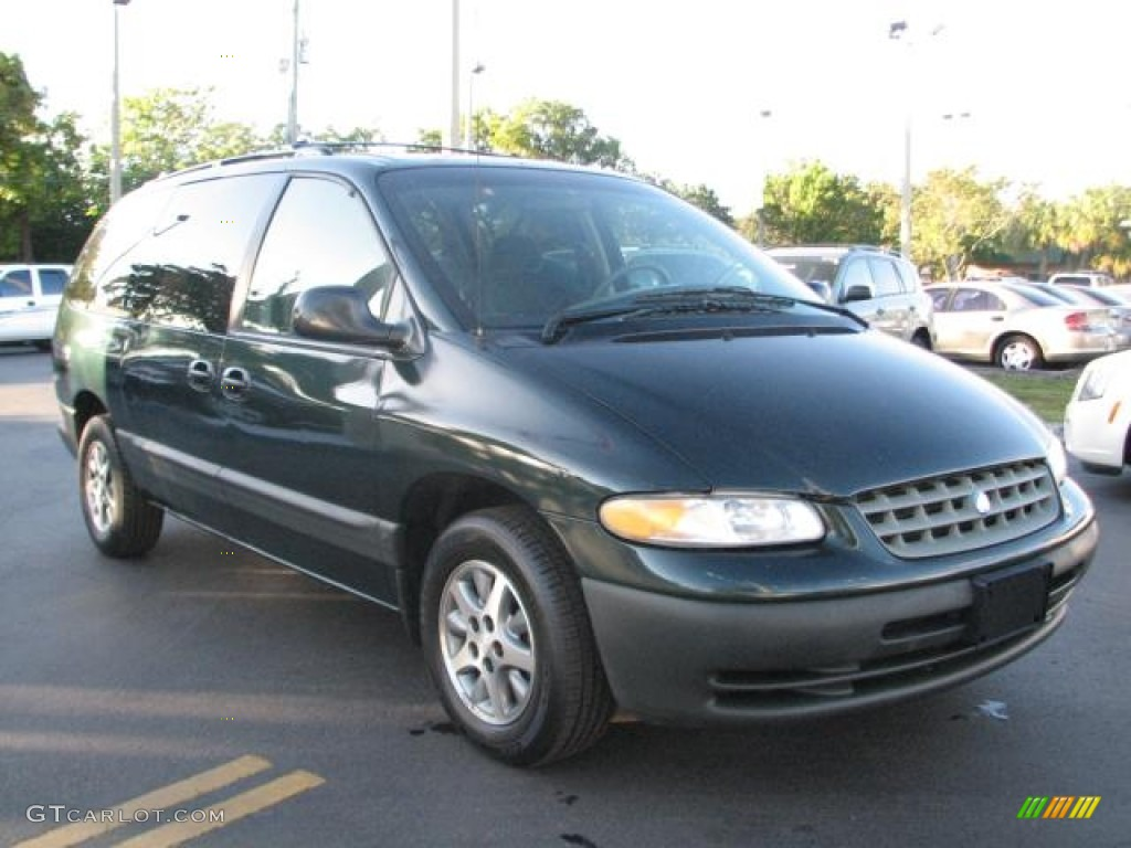 plymouth grand voyager images #15