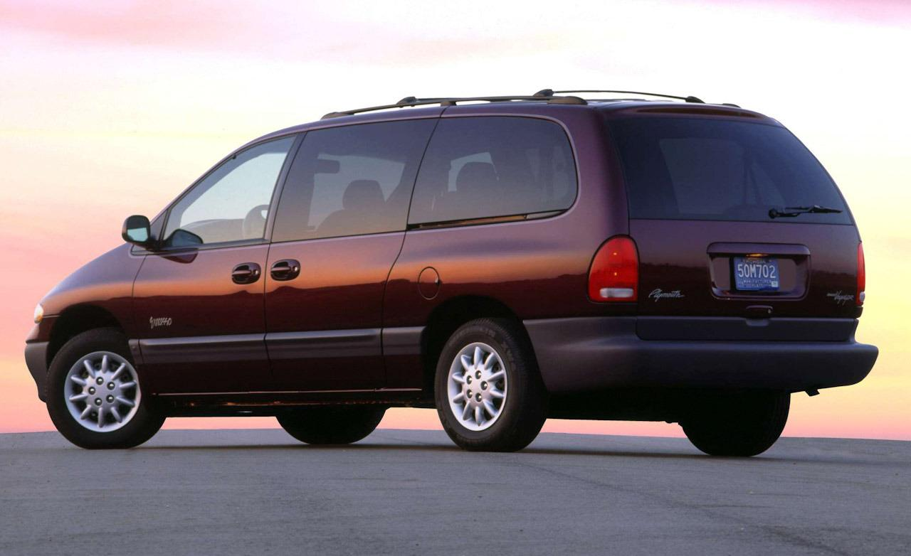 plymouth grand voyager pics #5