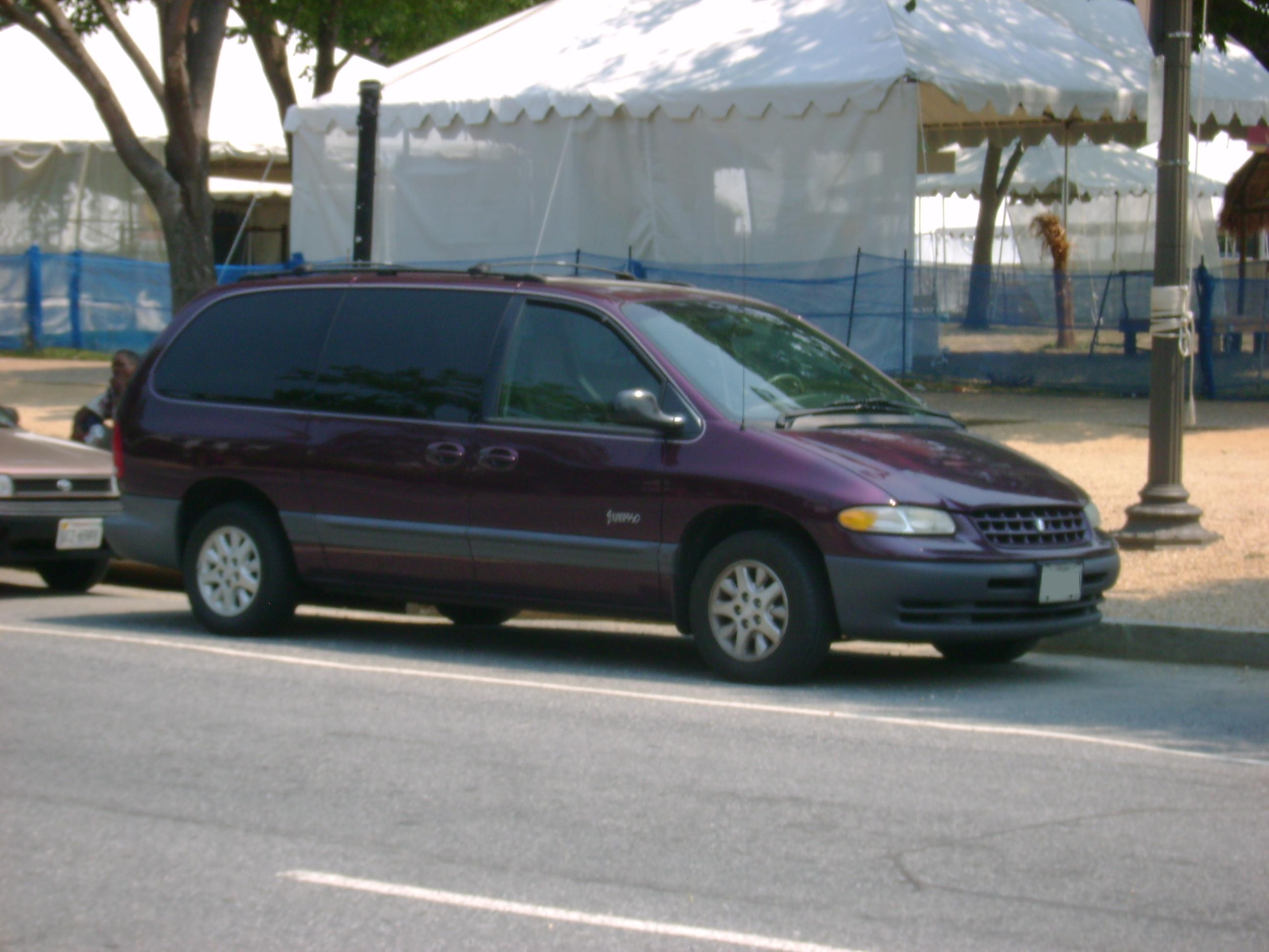 plymouth grand voyager wallpaper #8