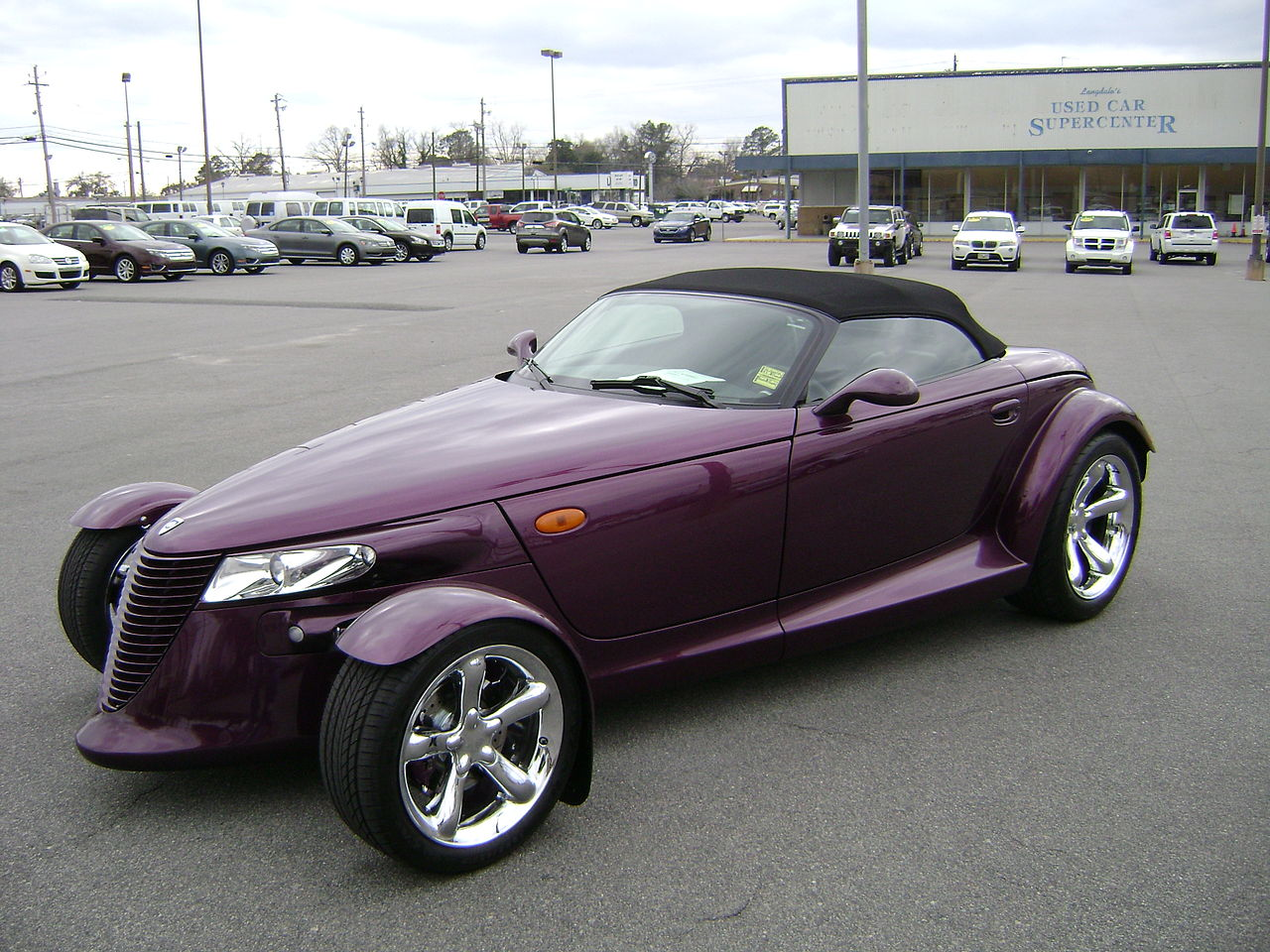 plymouth prowler pictures #5