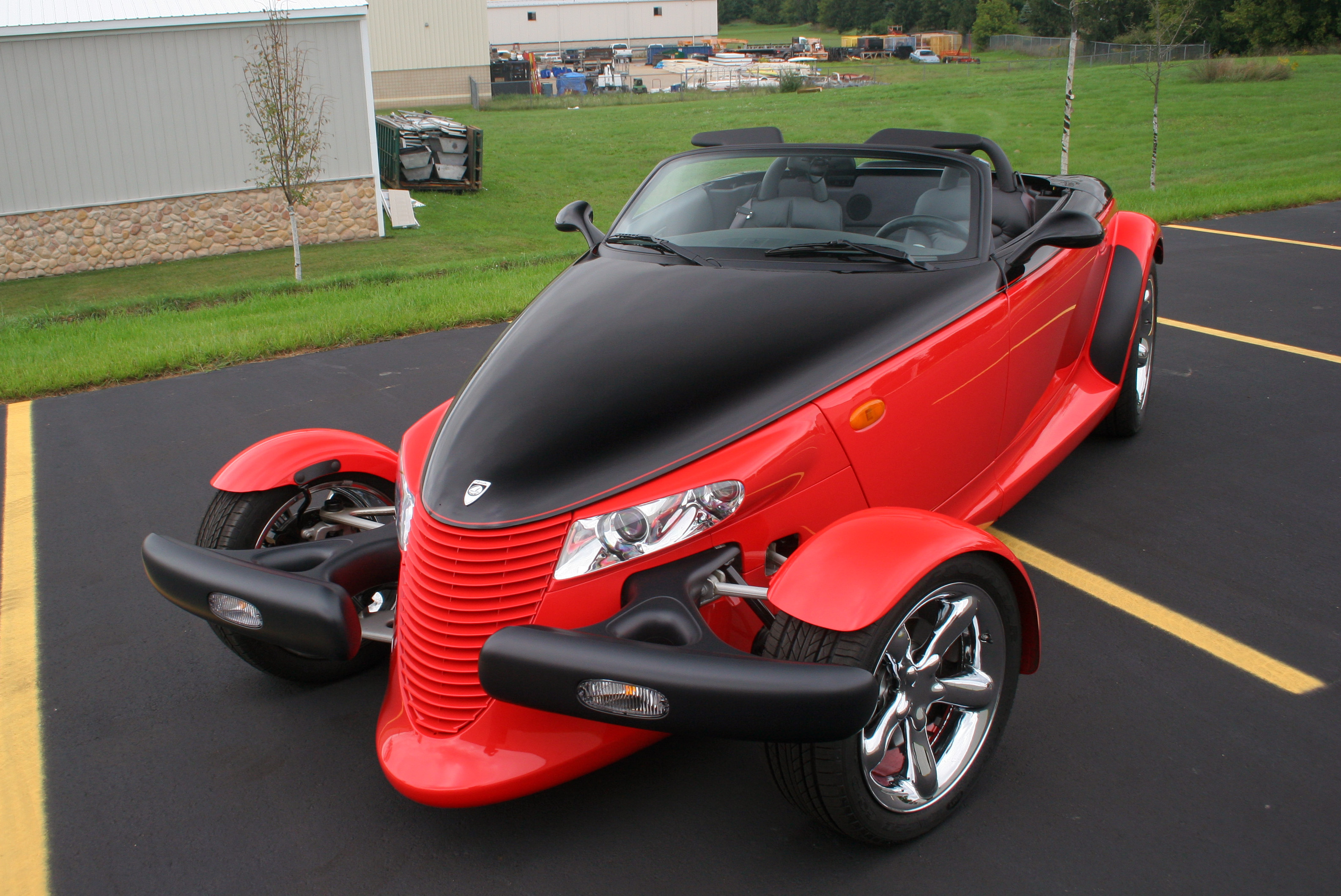 plymouth prowler pictures #13