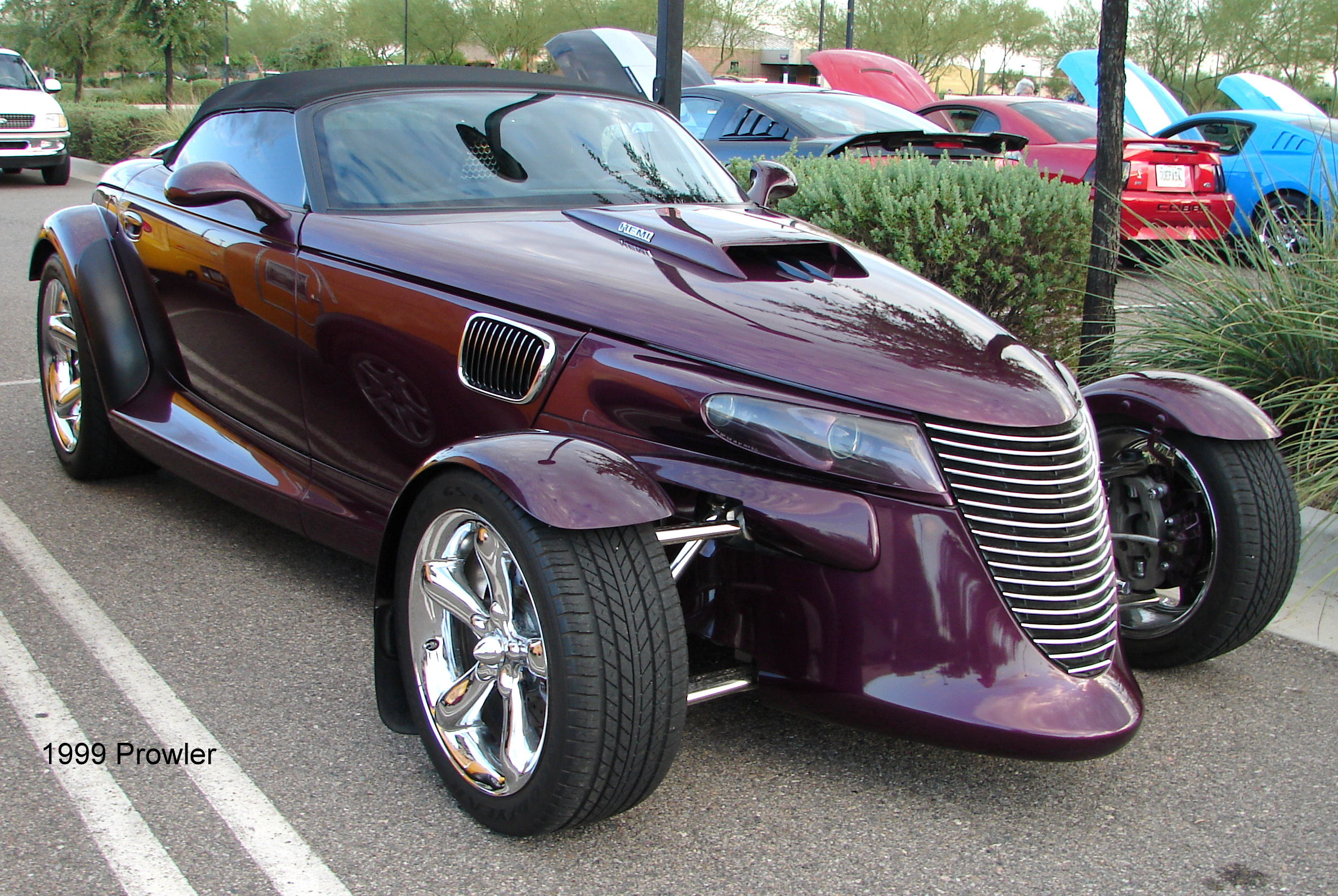 plymouth prowler wallpaper #3