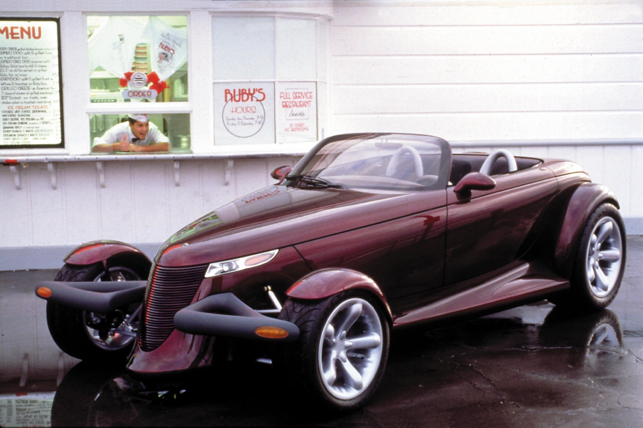 plymouth prowler wallpaper #11