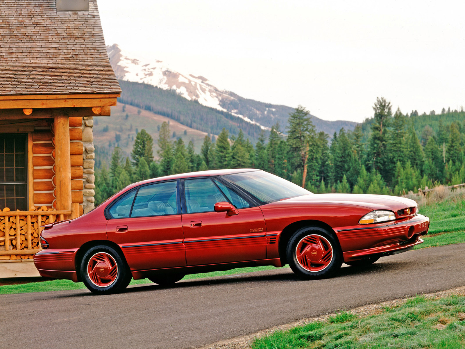 1991 Pontiac Bonneville Wiring Diagram Library 1992 1993 Ii Pictures Information And Specs Auto 2010 Ssei