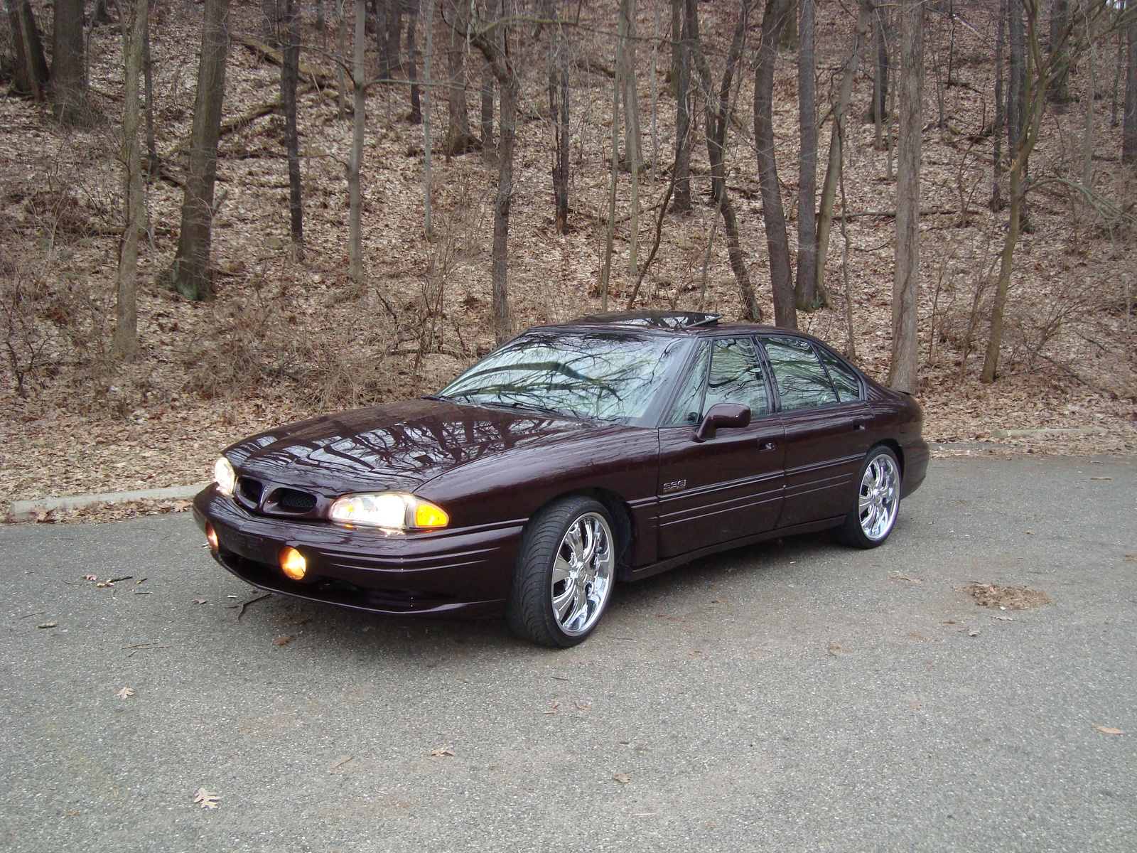 1997 Pontiac Bonneville Ii Pictures Information And Specs Auto 97 Monte Carlo Engine Diagram 10