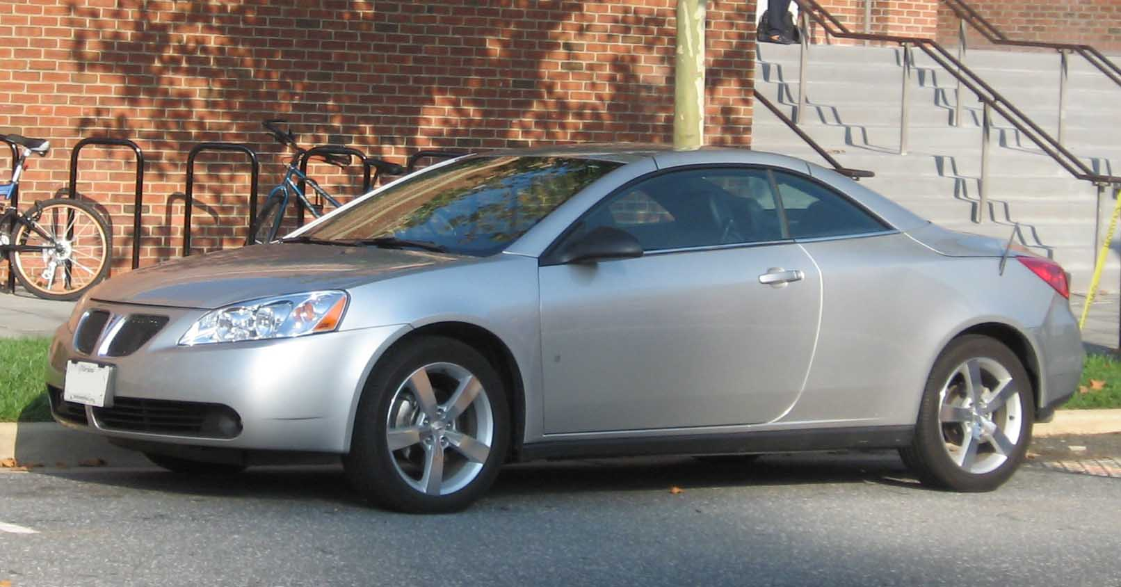 2007 pontiac g6 convertible pictures information and. Black Bedroom Furniture Sets. Home Design Ideas