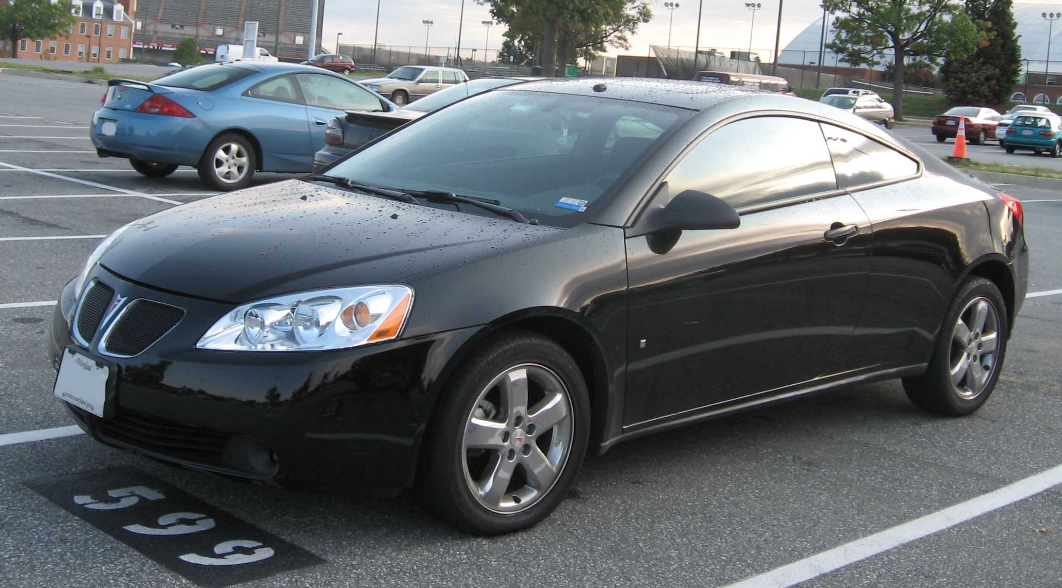 2006 pontiac g6 coupe pictures information and specs. Black Bedroom Furniture Sets. Home Design Ideas