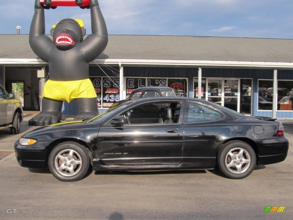 1998 Pontiac Grand prix coupe w  pictures information and