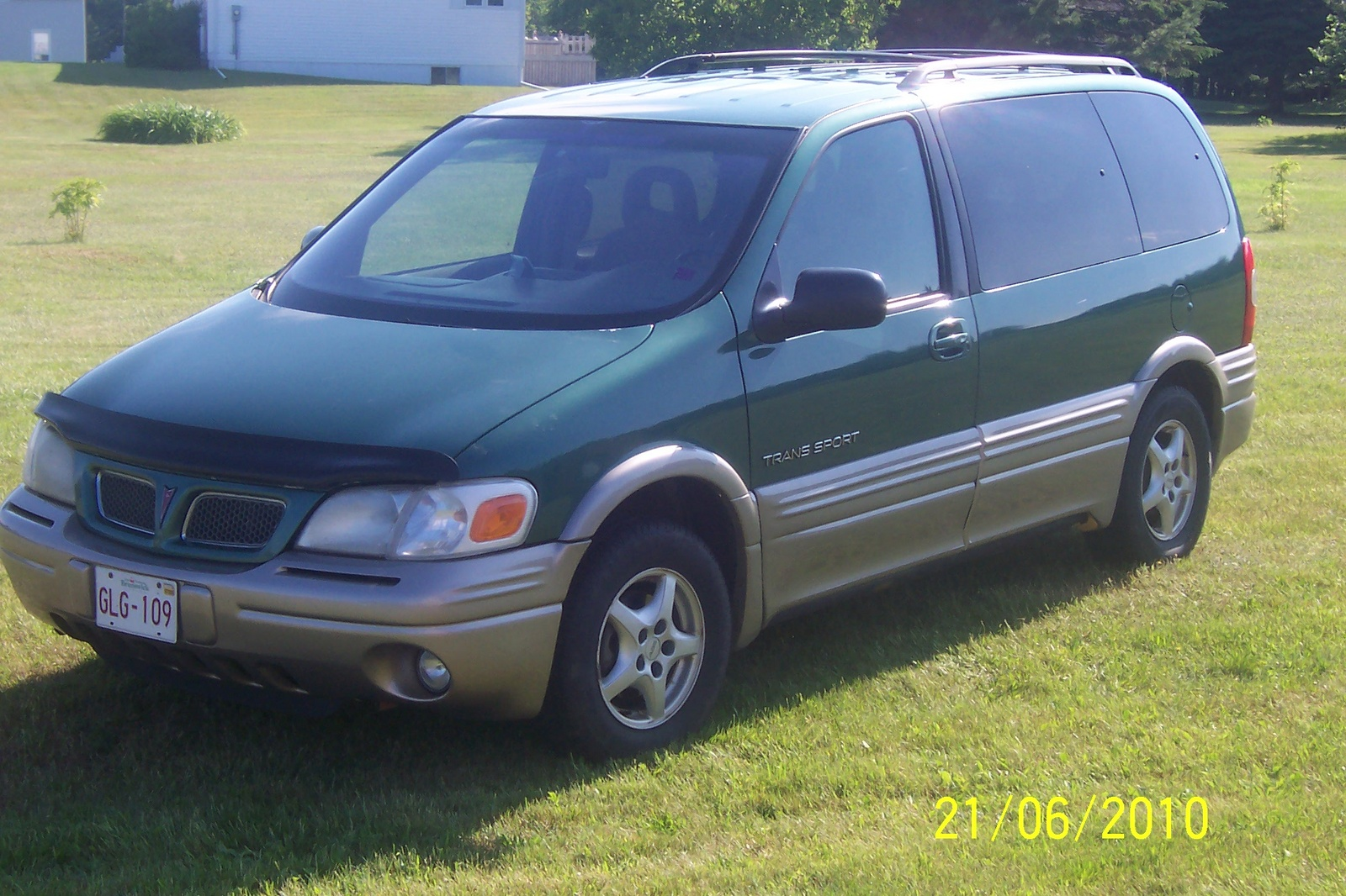 1998 Pontiac Trans sport ii   pictures, information and specs