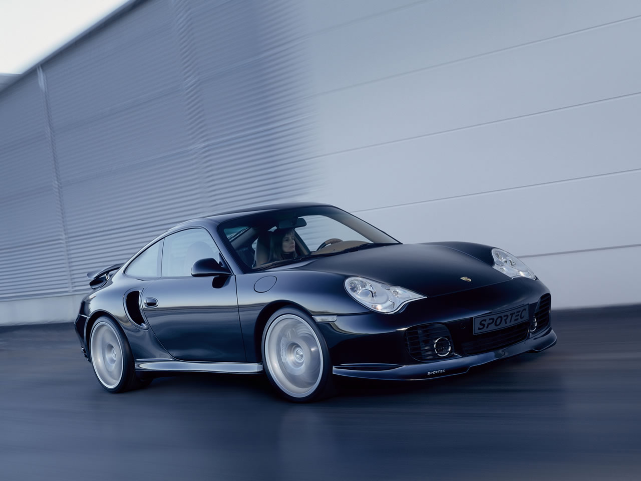 porsche 911 turbo (996) 2000 models #4