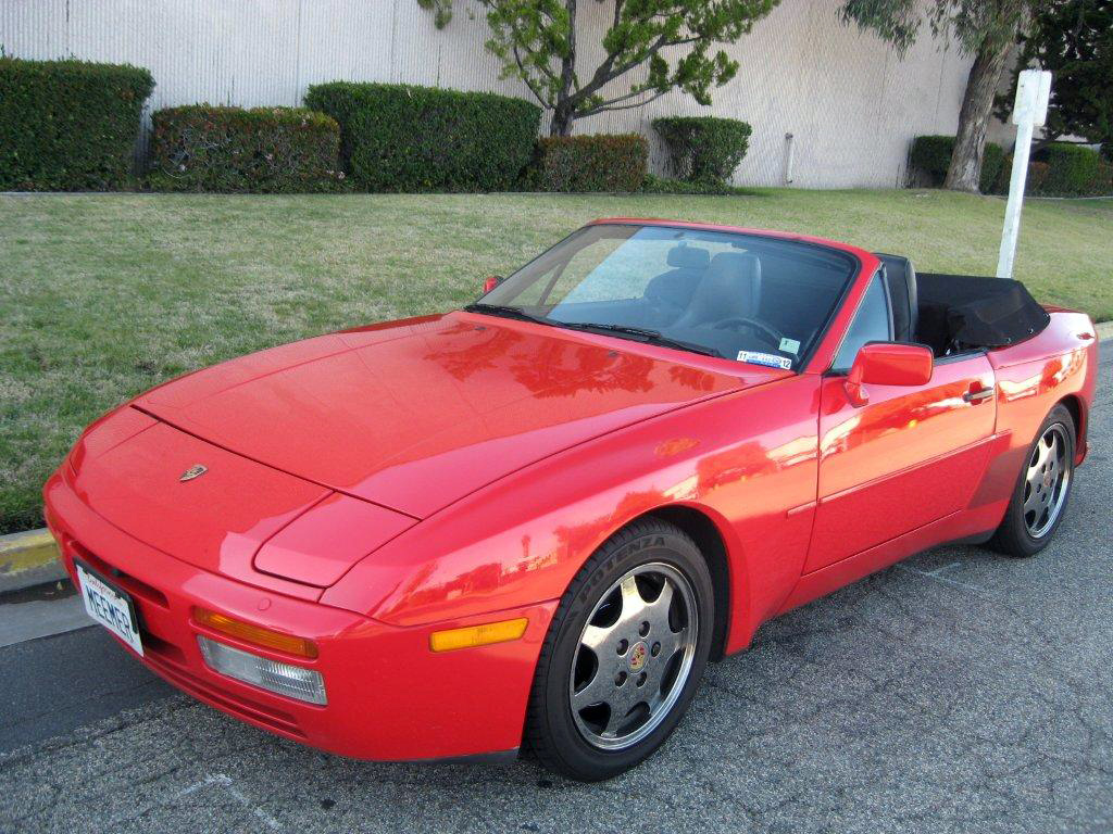 1990 porsche 944 cabrio pictures information and specs auto. Black Bedroom Furniture Sets. Home Design Ideas