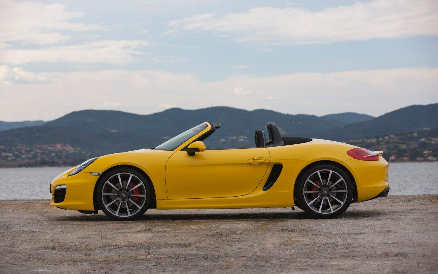 2013 Porsche Boxster 981 Pictures Information And