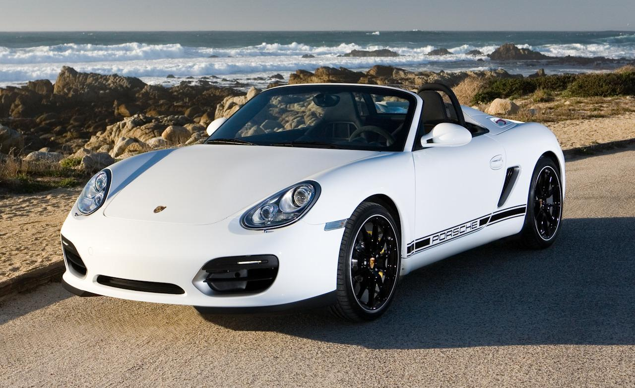 Porsche Boxster Pictures Information And Specs Auto Database Com