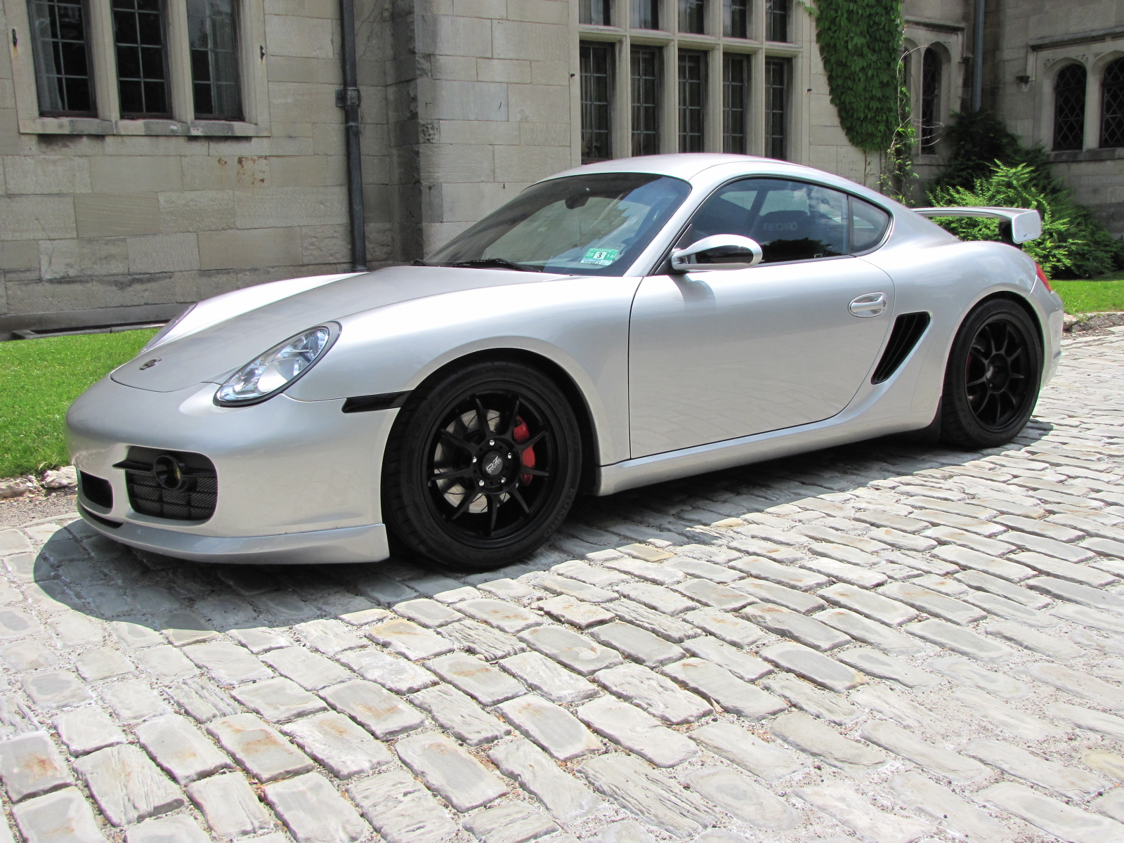 porsche cayman 2007 wallpaper