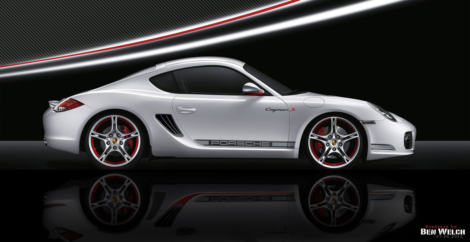 2009 Porsche Cayman Pictures Information And Specs