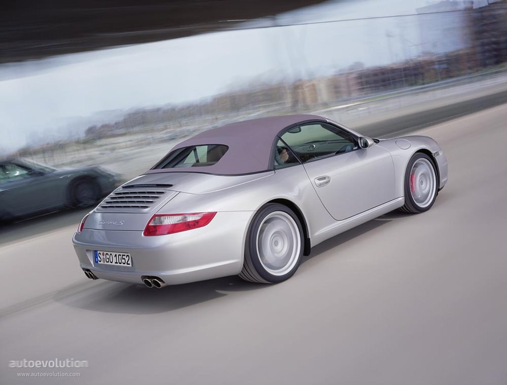 porsche porsche 997 convertible 2008 wallpaper #10