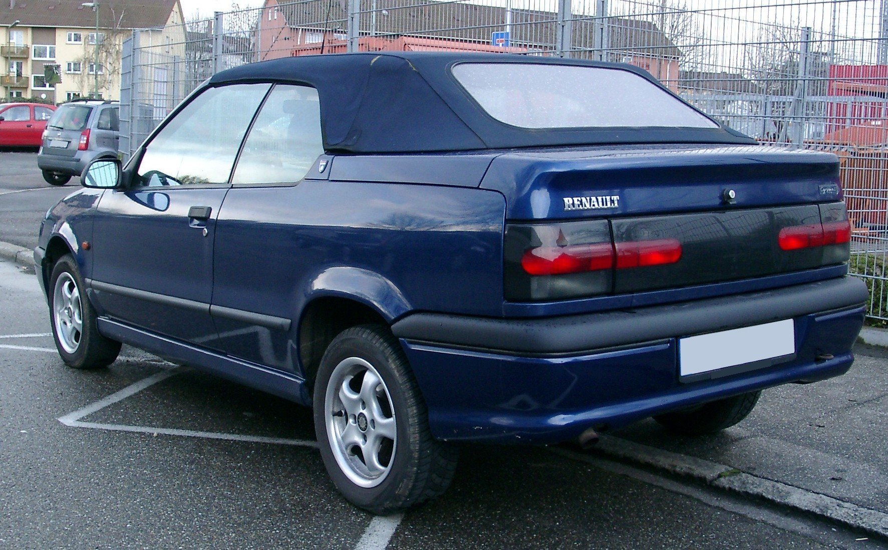 1991 Renault 19 Ii Europa Pictures Information And Specs Auto 2005 Maxima Fuse Box 10