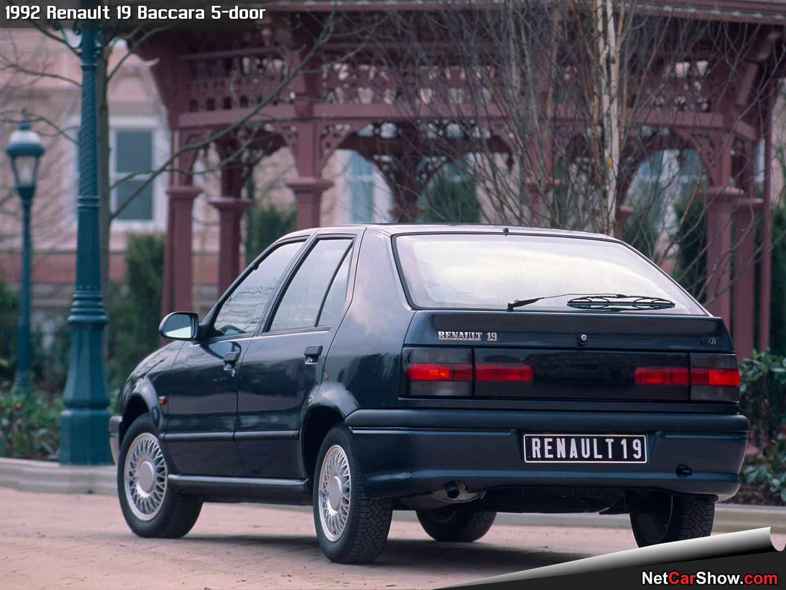 renault 19 pictures