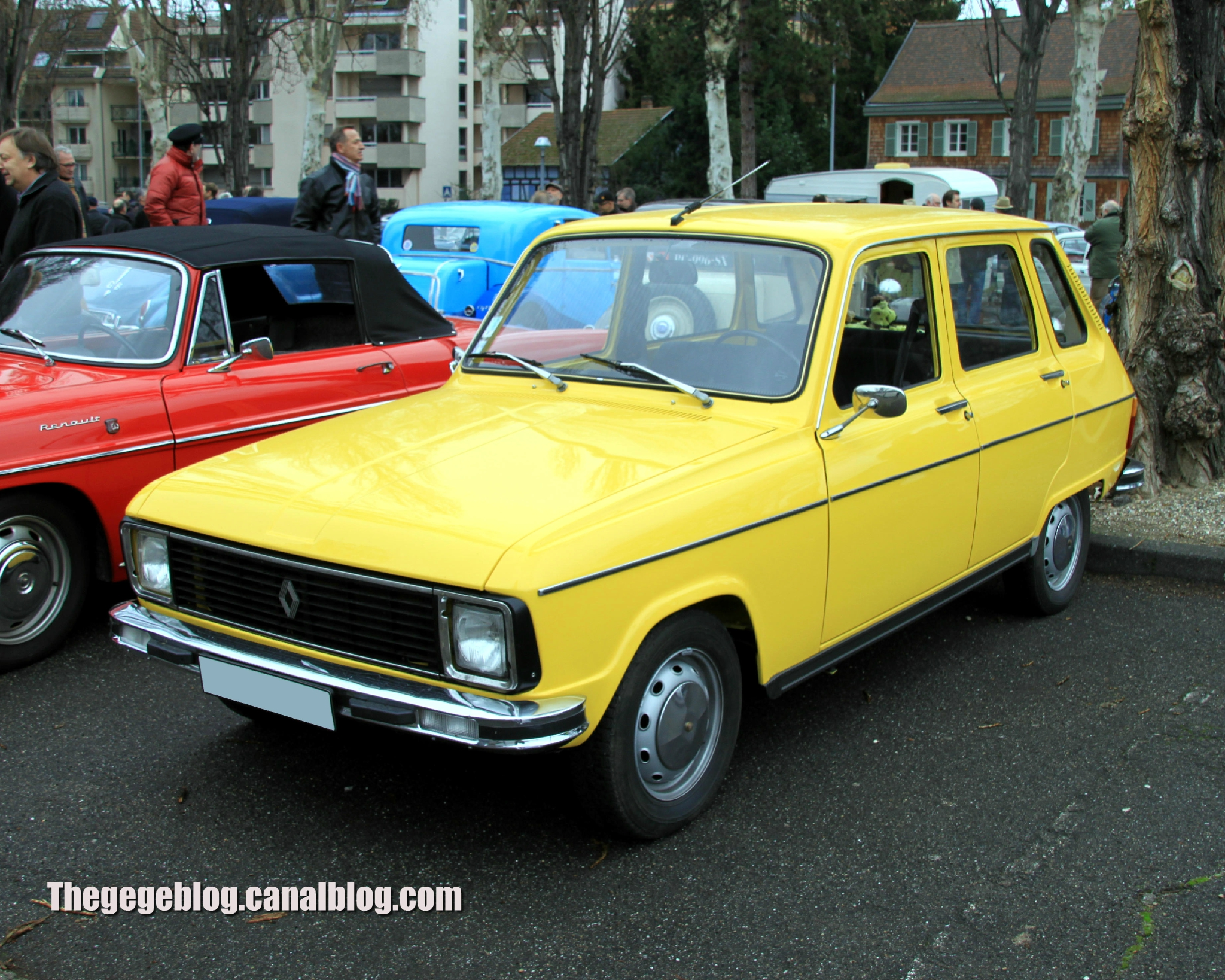 Renault 6 Pictures Information And Specs Auto