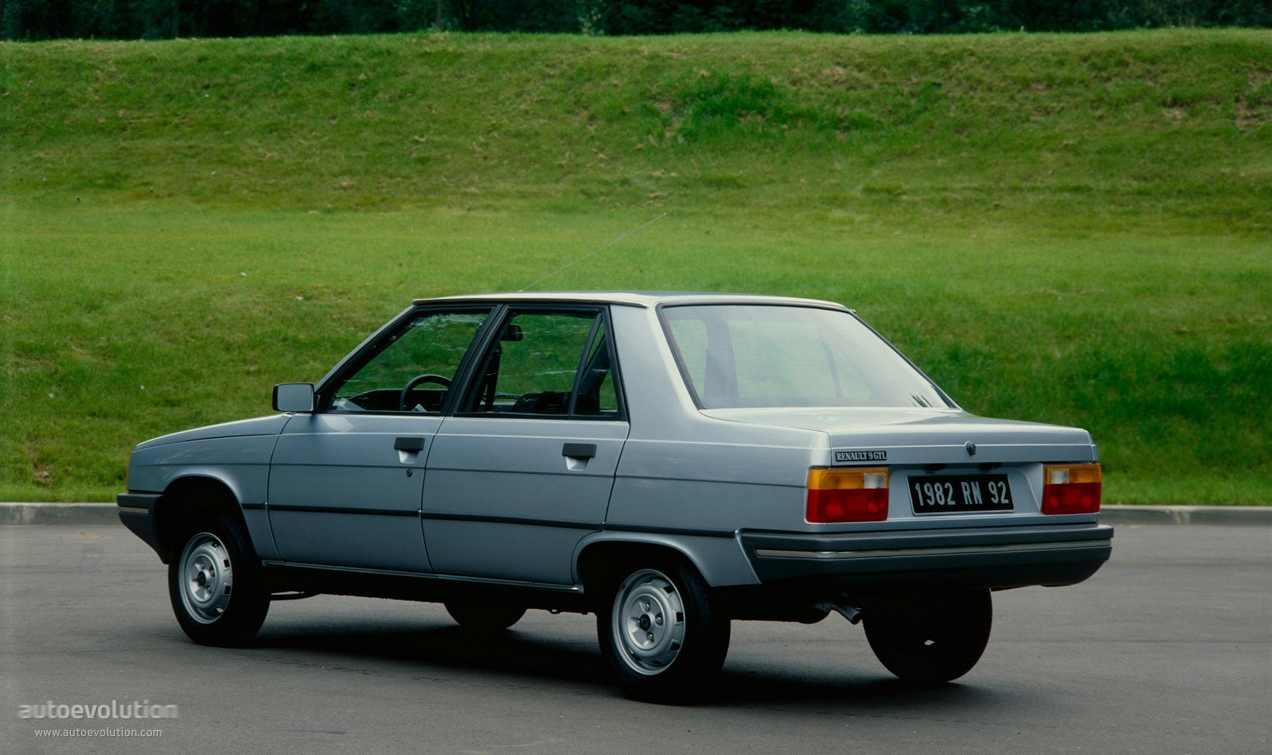 renault 9 wallpaper