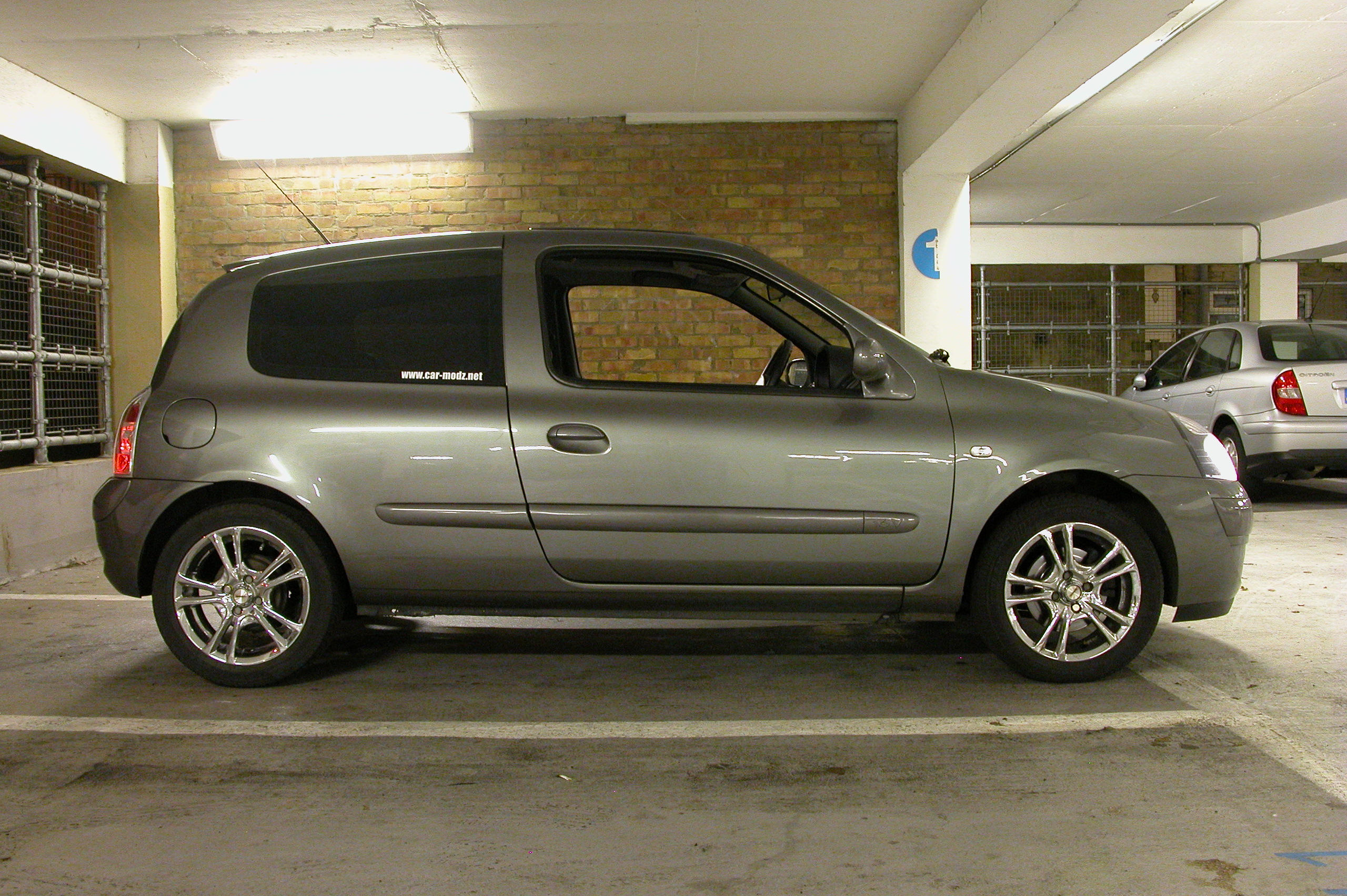 1999 renault clio ii campus b c b0 pictures information and specs auto. Black Bedroom Furniture Sets. Home Design Ideas