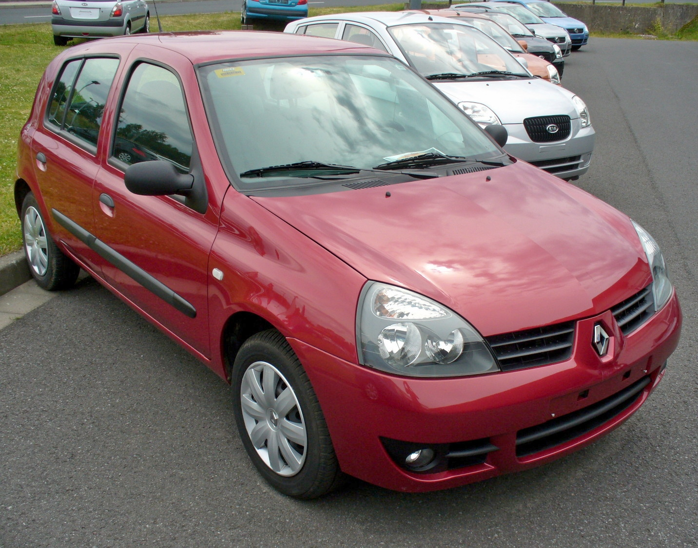 2003 renault clio ii campus b c b0 pictures information and specs auto. Black Bedroom Furniture Sets. Home Design Ideas