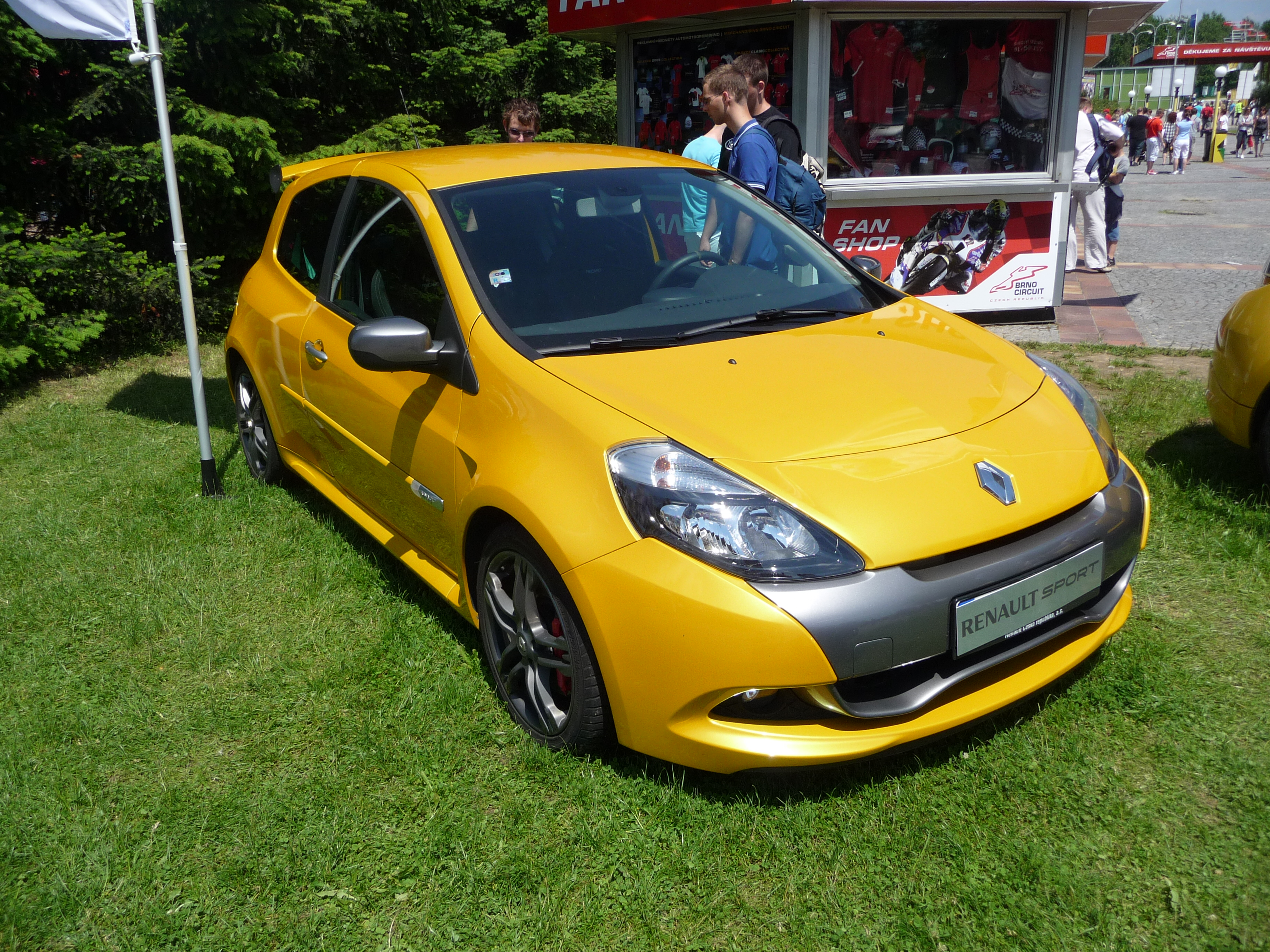 1999 renault clio ii sport pictures information and specs auto. Black Bedroom Furniture Sets. Home Design Ideas