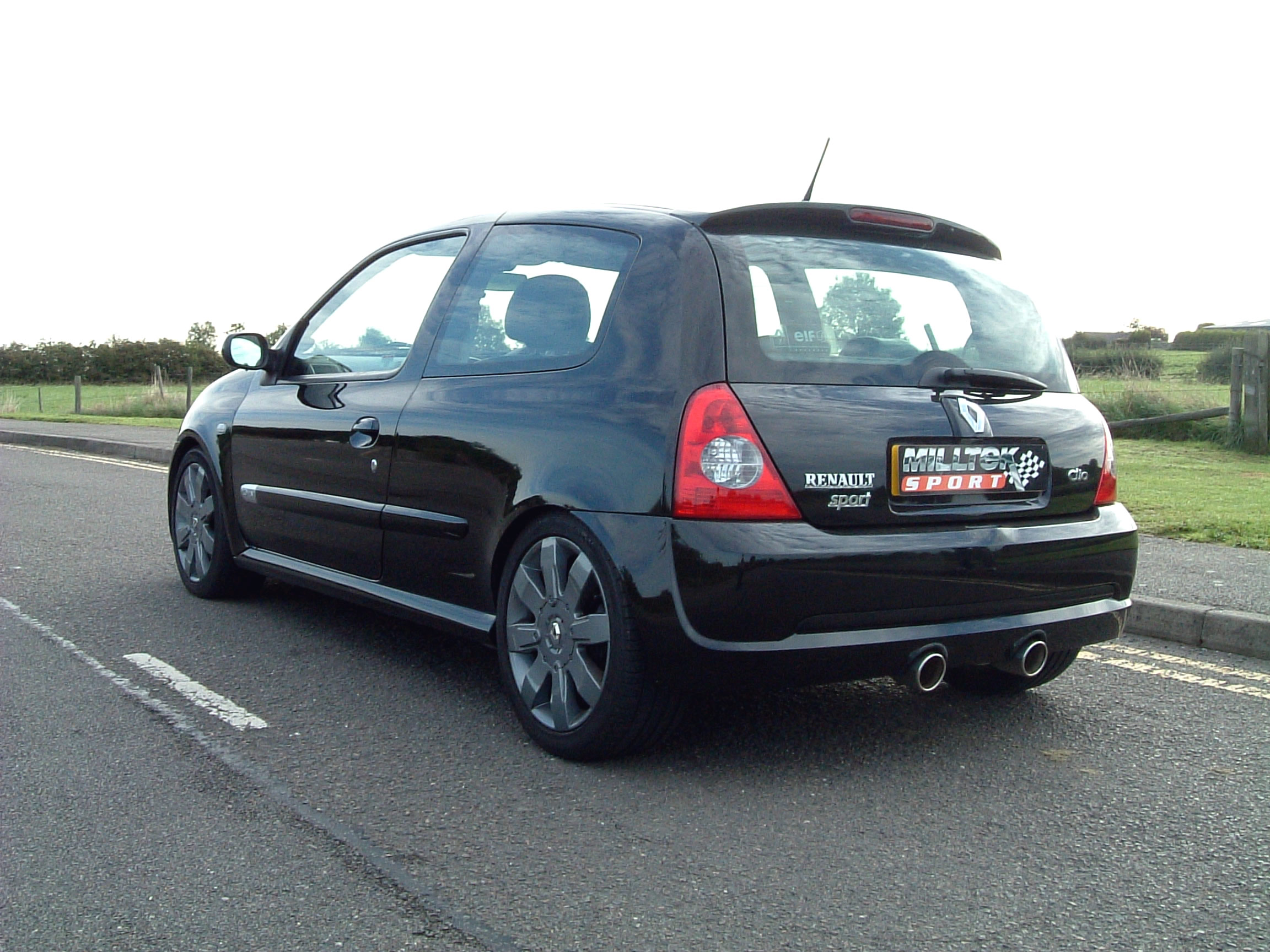 2003 renault clio ii sport pictures information and specs auto. Black Bedroom Furniture Sets. Home Design Ideas